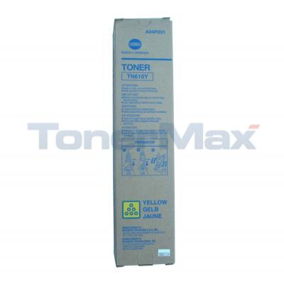 KONICA MINOLTA BIZHUB PRO C6500 TONER YELLOW